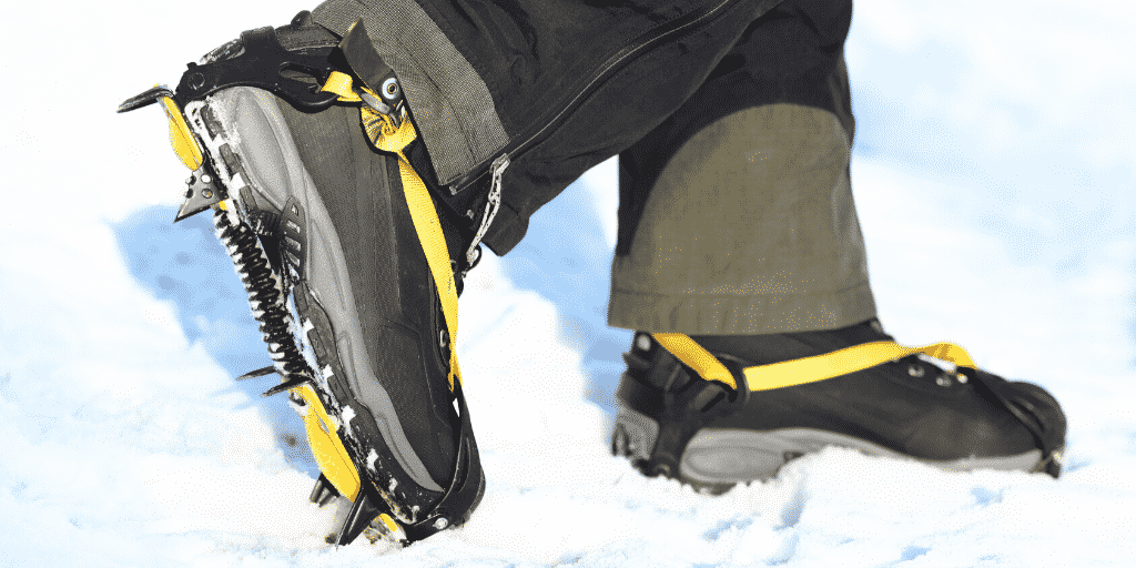 Should I use microspikes or crampons?