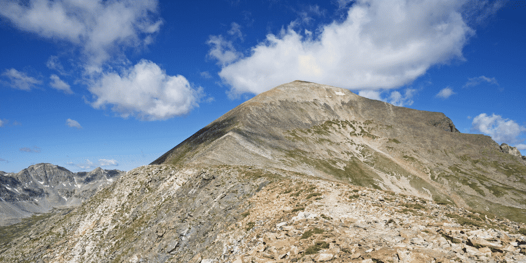 What is the easiest 14er in Colorado to Hike?