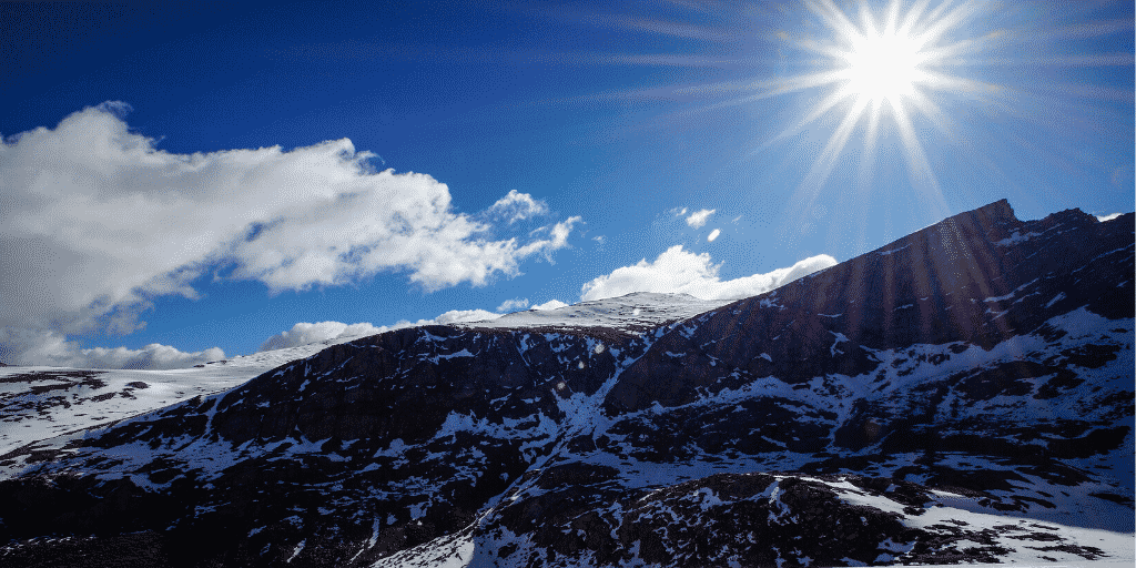 Climbing Mount Bierstadt in Winter
