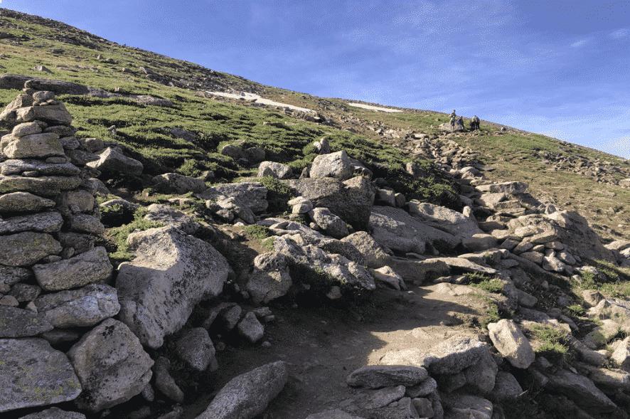 Mt Bierstadt Hiking Guide