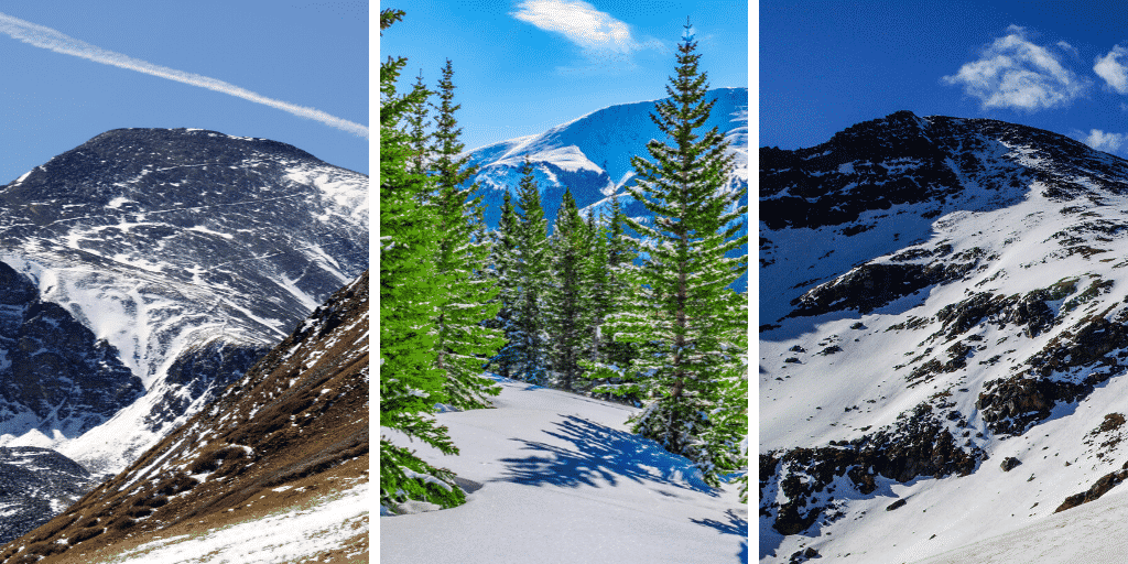 Best 14ers to Hike in May