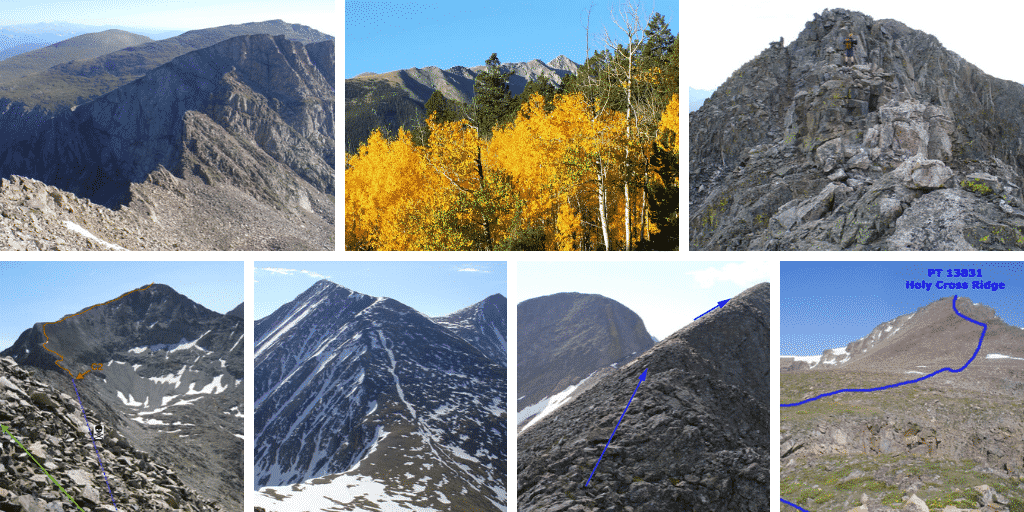 Best Nonstandard 14er Routes