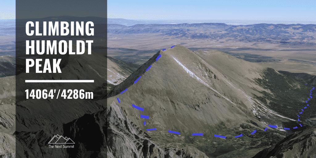 Hiking Humboldt Peak