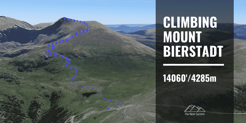 Mt Bierstadt Route Guide