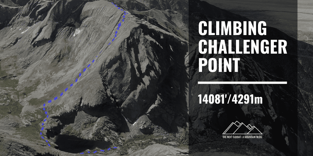 Hiking Challenger Point Standard Route Guide