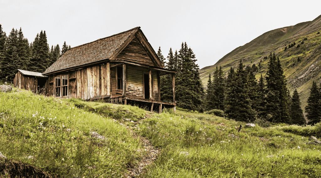 Colorado Mountain Ghost Towns