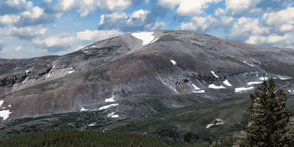 Mount Bross is closed