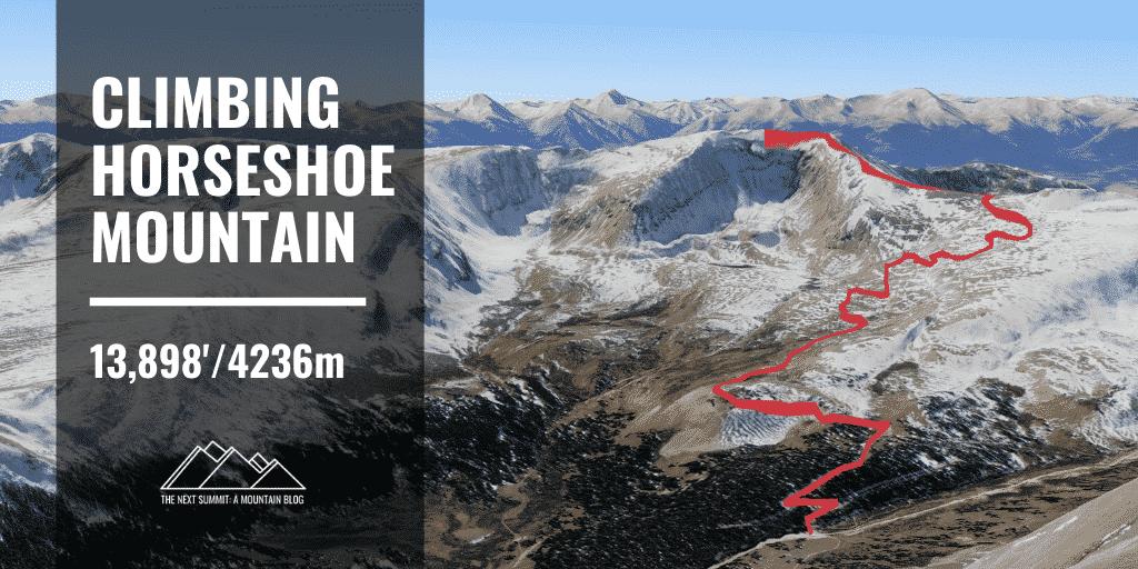 Horseshoe Mountain Route Guide