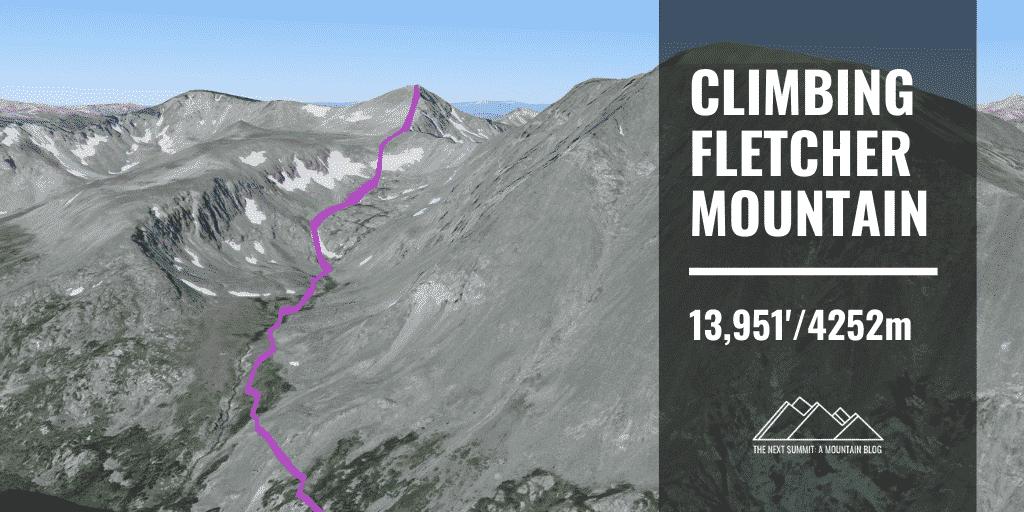 Fletcher Mountain Route Guide