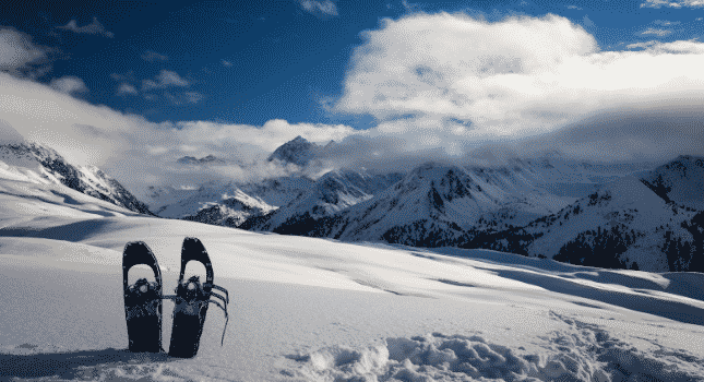 best snowshoes for 14ers