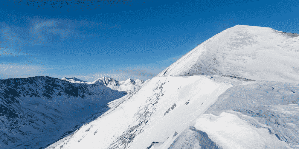 Winter 14ers for Beginners