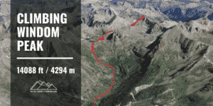 Windom Peak Route Guide