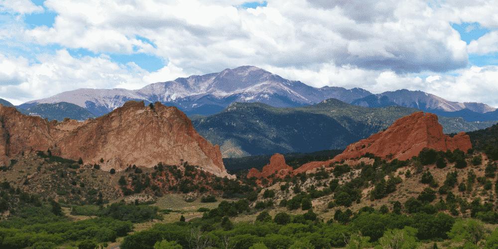 Best 14ers near Colorado Springs