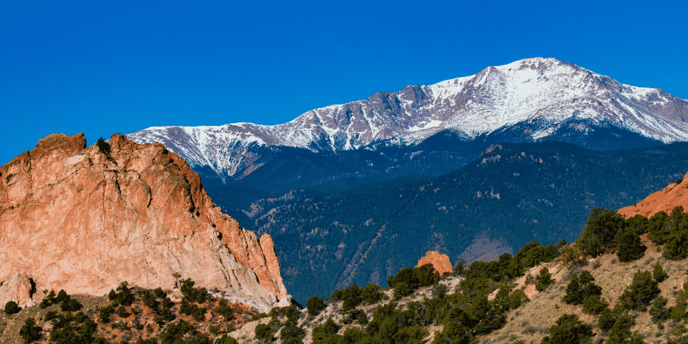 Pikes Peak Route Guide