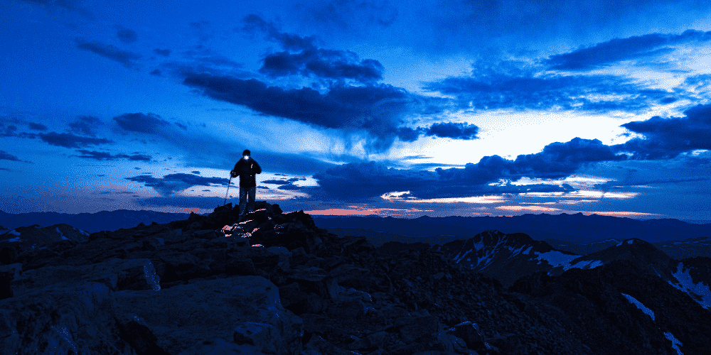 Best headlamps for 14ers