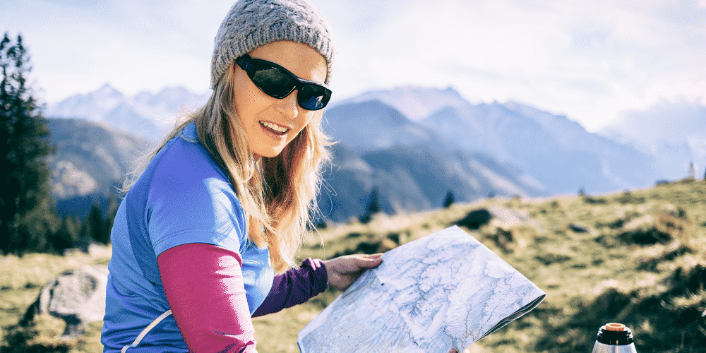 14er Guide Books and Maps