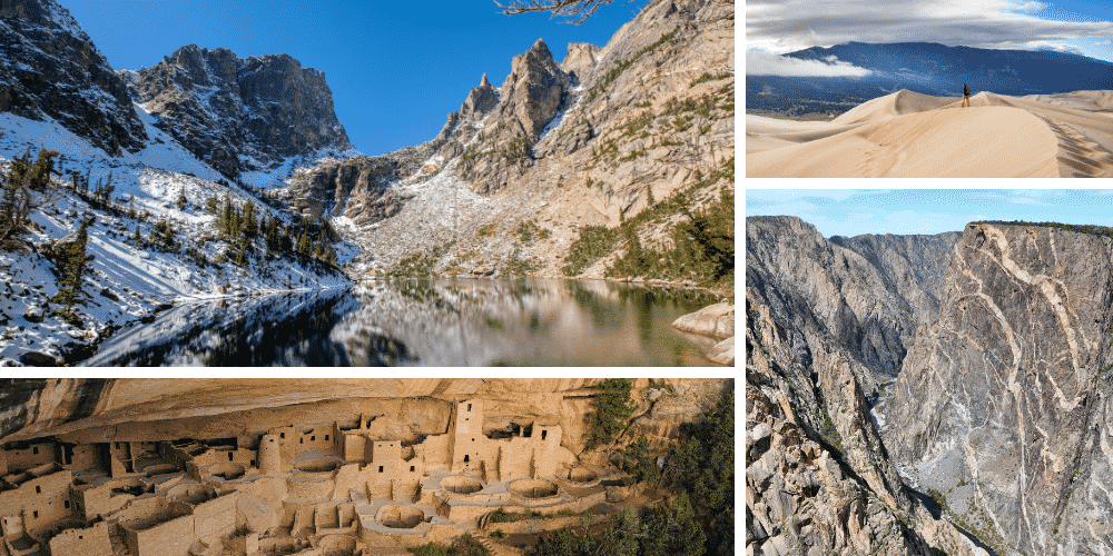 Colorado National Parks Road Trip
