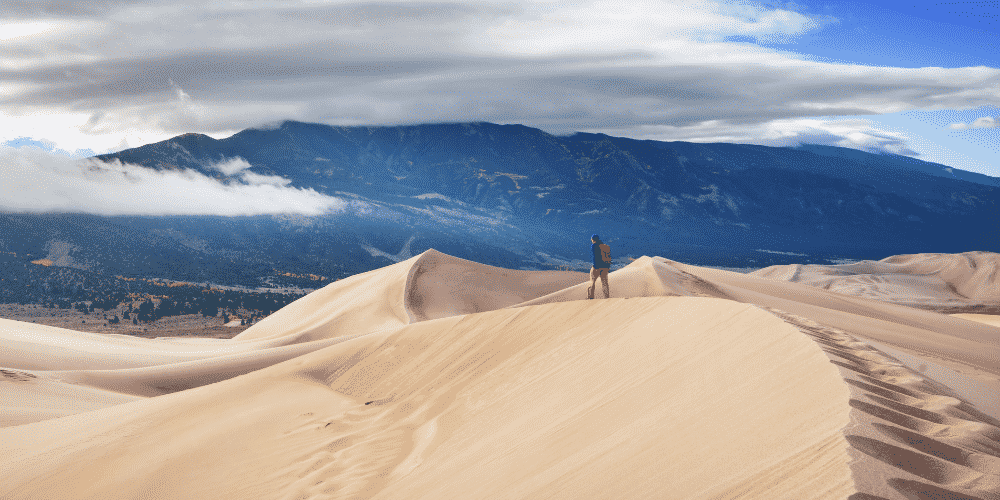 Best Hikes near Great Sand Dunes National Park