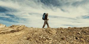 What is trail etiquette?